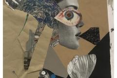 Dada Poem, Dada Collage - Gökçe Koçaslan