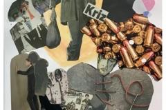Dada Poem, Dada Collage - Zeynep Ülger