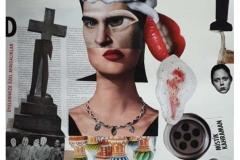 Dada Poem, Dada Collage - Defne Akalın