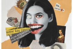 Dada Poem, Dada Collage - Destina Gökoğlu