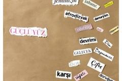 Dada Poem, Dada Collage - Başak Yirmibeşoğlu