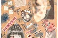 Dada Poem, Dada Collage - Merve Ulusoy