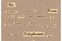 Dada Poem, Dada Collage - Aslı Zengin