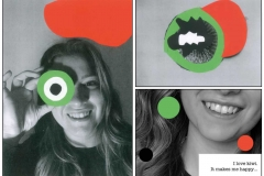 The Food We Eat: Hommage to John Baldessari - Ece Cicioğlu