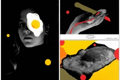 The Food We Eat: Hommage to John Baldessari - Zeynep Ekim