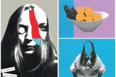 The Food We Eat: Hommage to John Baldessari - Zeynep Varlıer
