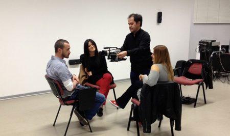 Workshop with Leonard Retel Helmrich