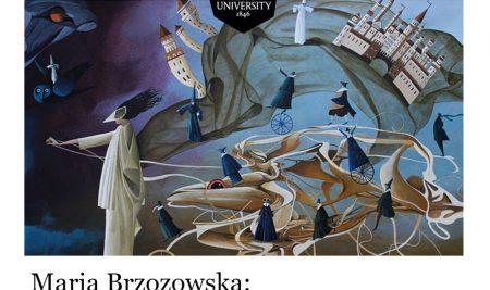 """Exhibition: """"The Seven Layers of a Dream"""",  Maria Brzozowska"""