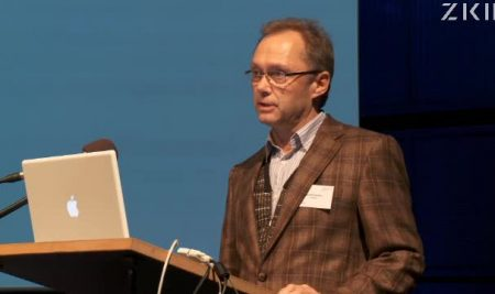 Recoding humanity. Digital Challenges for Society, a talk by Dr. Bernhard Serexhe