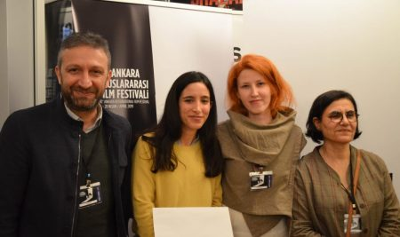 COMD Alumna is named the winner of the National Feature Length Film Project Development Support