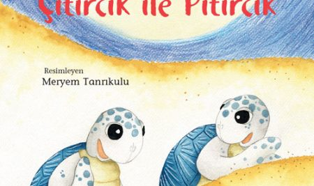 Illustrated children's book by Müge Mengü Hale is out now from Yapı Kredi Publications