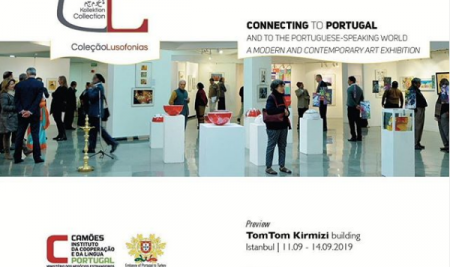 Connecting to Portugal And to the Portuguese Speaking Community, A Modern and Contemporary Art Exhibition