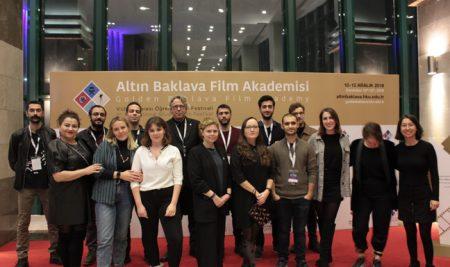 """İnci Anne"" wins Hasan Kalyoncu Special Award at  5th Golden Baklava Film Festival"