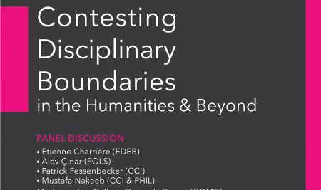 Contesting Disciplinary Boundaries in the Humanities & Beyond