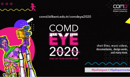COMD EYE 2020, End of Year Exhibition