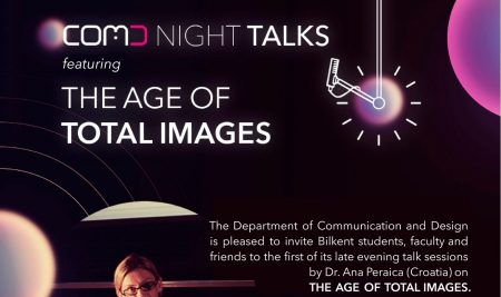 COMD Night Talks featuring The Age of Total Images