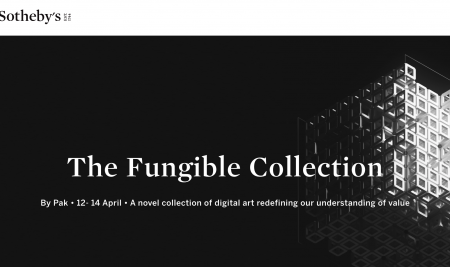 """COMD MA 2012 Alumnus Murat PAK's """"The Fungible Collection"""" is on Sothesby's, 12-14 April"""