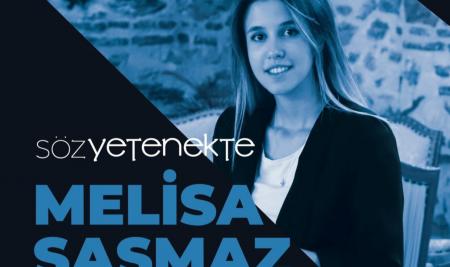 "COMD '18, COMD MA '20 Alumna Melisa Şaşmaz in on ""Söz Yetenekte"""