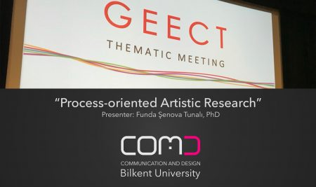 Funda Şenova Tunalı, PhD made a presentation at GEECT (CILECT)Thematic Meeting in Stockholm