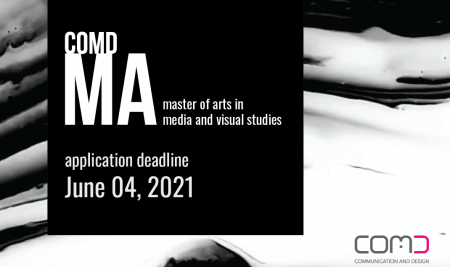 MA in Media and Visual Studies, Fall 2021