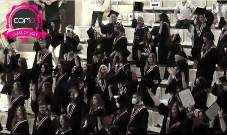 Bilkent University Commencement 2021